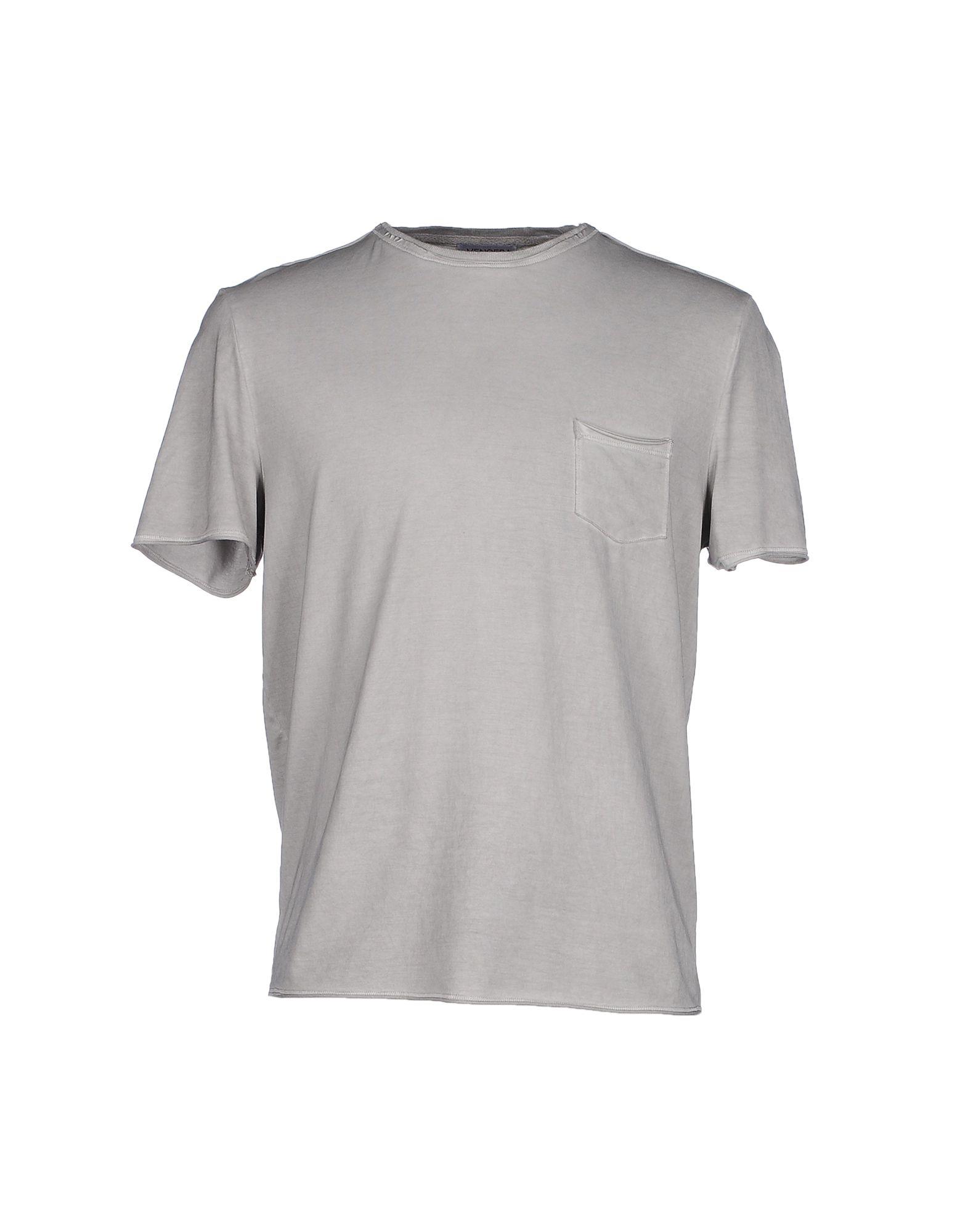 VENGERA T-Shirt in Light Grey