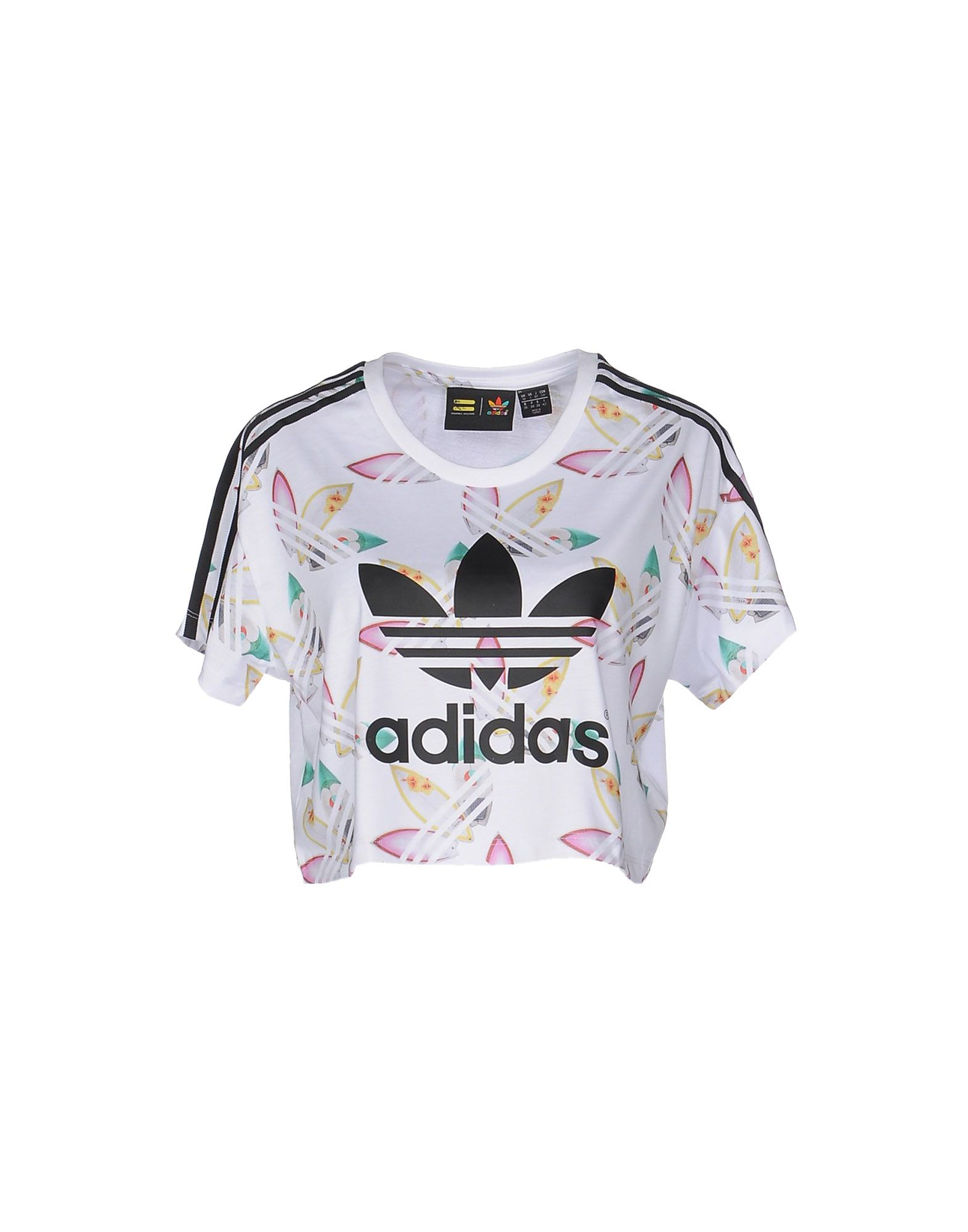 ADIDAS ORIGINALS by PHARRELL WILLIAMS Футболка демисезонные ботинки ma595j4u075 adidas originals pharrell williams