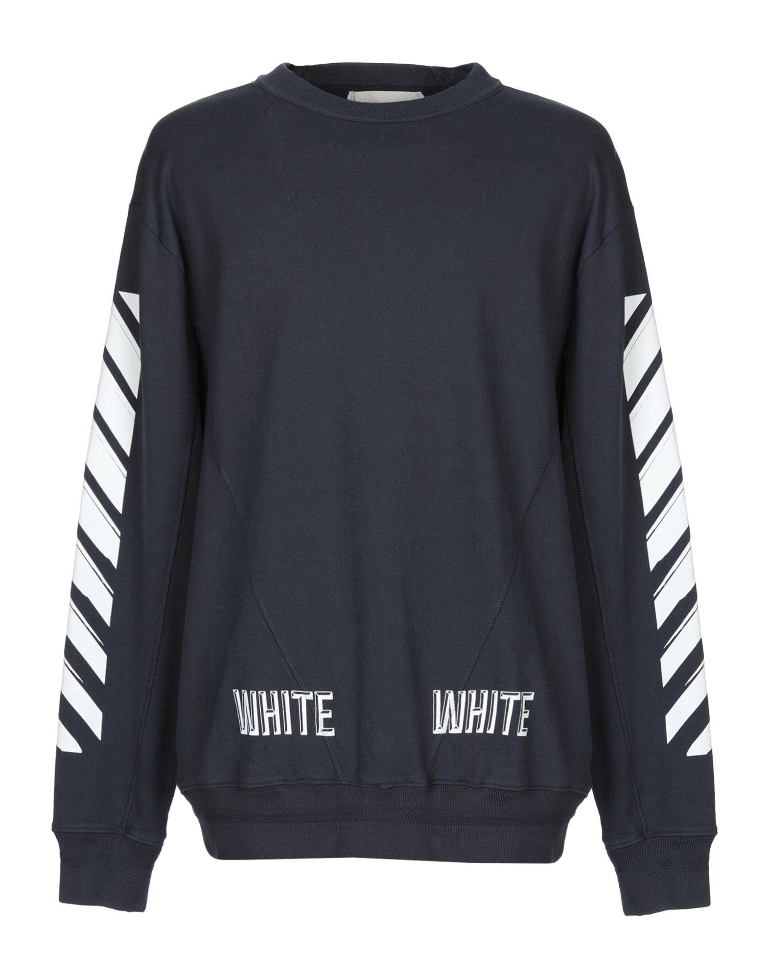 OFF-WHITE™ Толстовка off white™ pубашка