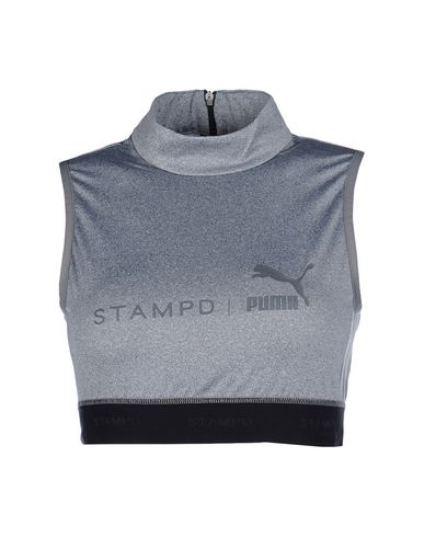 Топ без рукавов STAMPD x PUMA 37925342FT