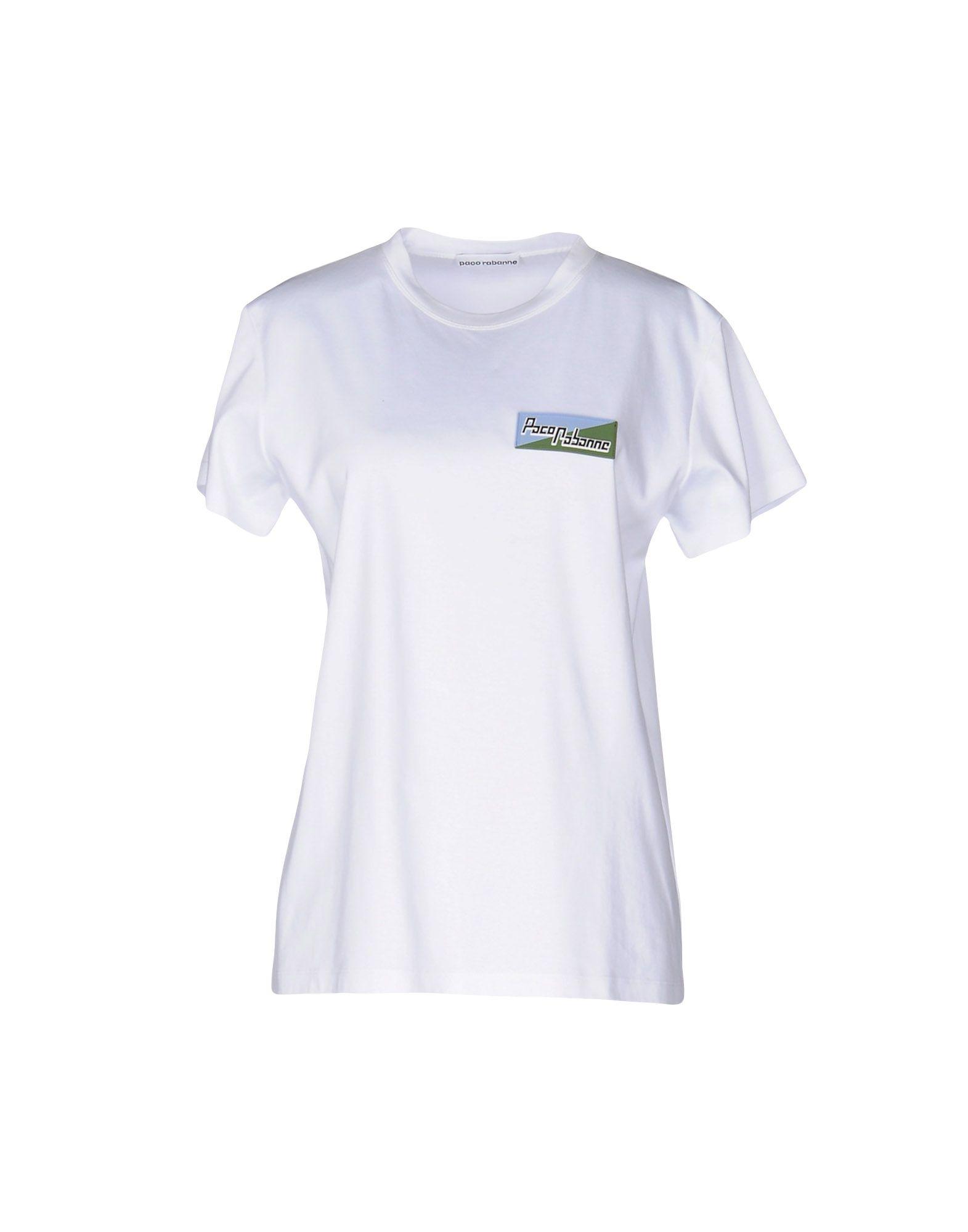 PACO RABANNE Футболка paco rabanne футболка