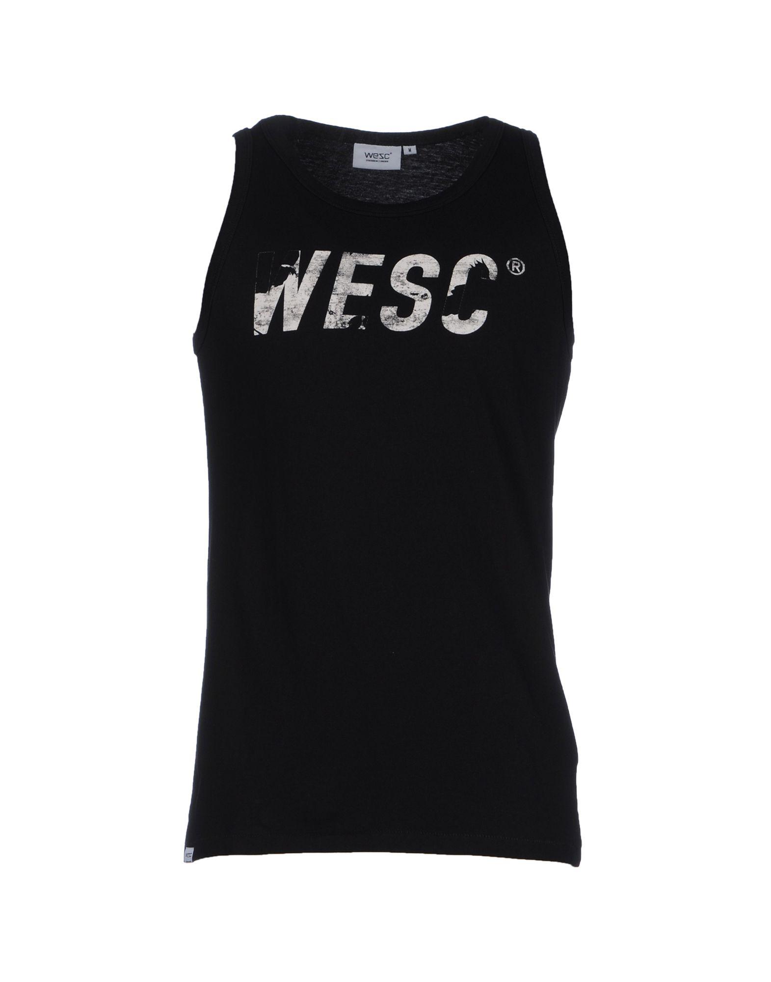 где купить WESC Футболка по лучшей цене
