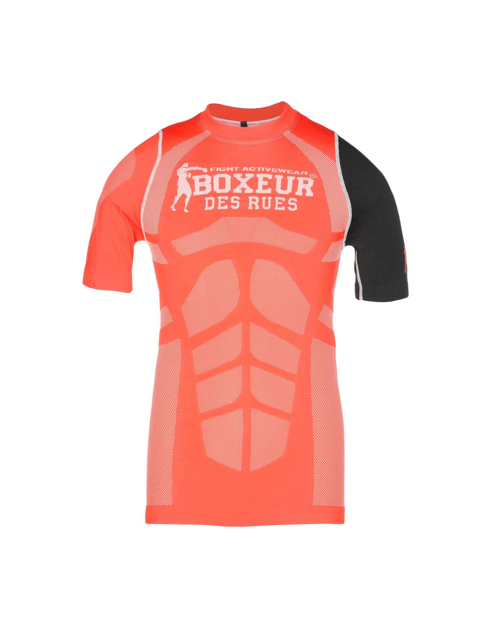BOXEUR DES RUES Футболка футболка boxeur des rues boxeur des rues bo030ewrim27