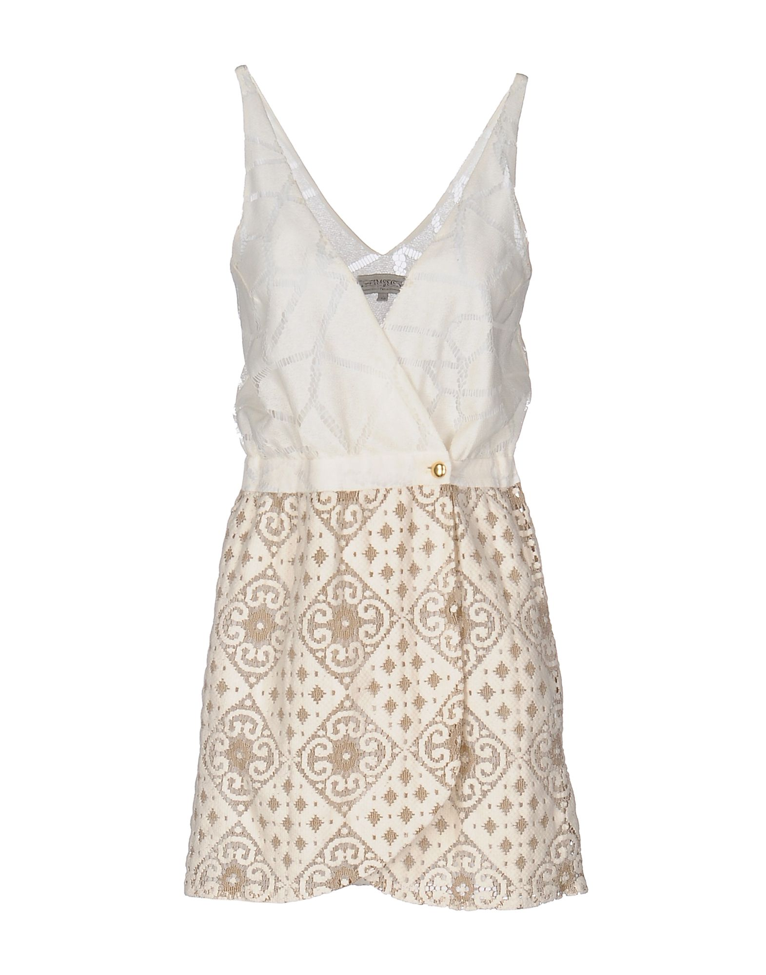 HEIMSTONE Короткое платье lisa corti короткое платье
