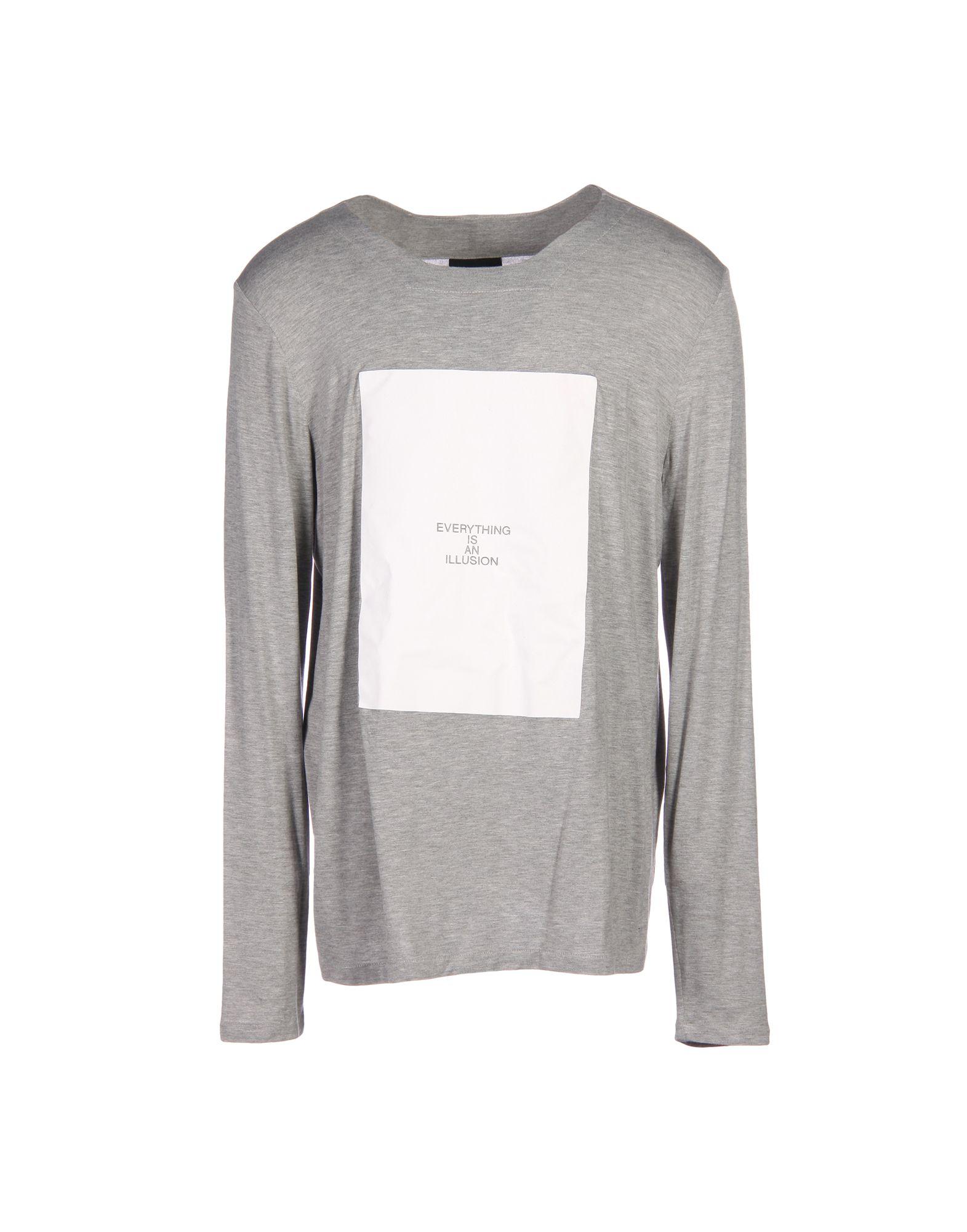 RAD BY RAD HOURANI T-Shirt in Light Grey