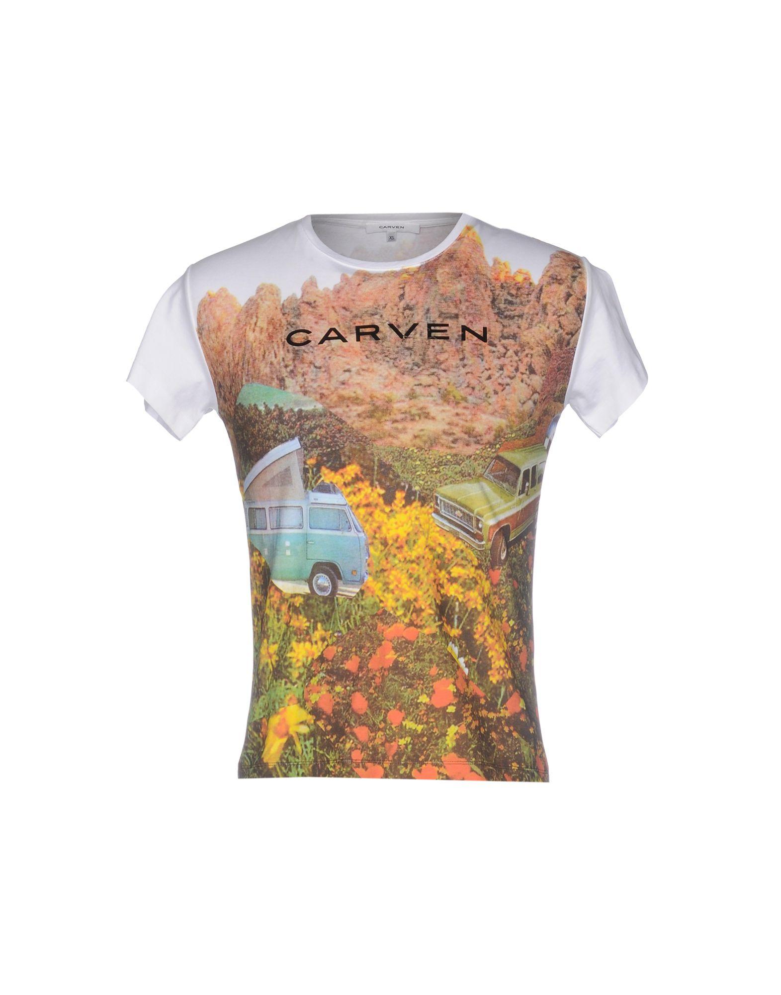 CARVEN Футболка carven футболка