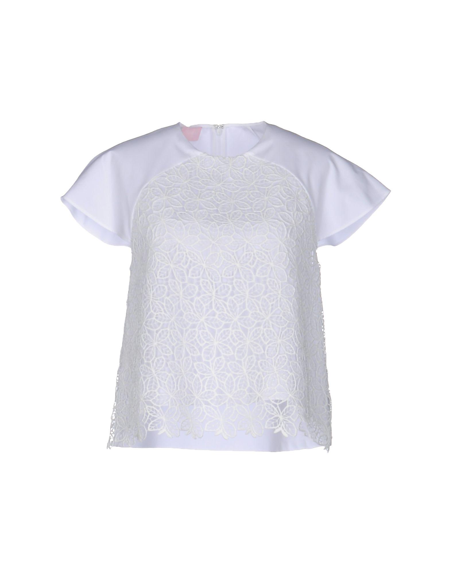цена GIAMBA Блузка онлайн в 2017 году