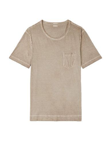Фото - Женскую футболку MASSIMO ALBA цвета хаки