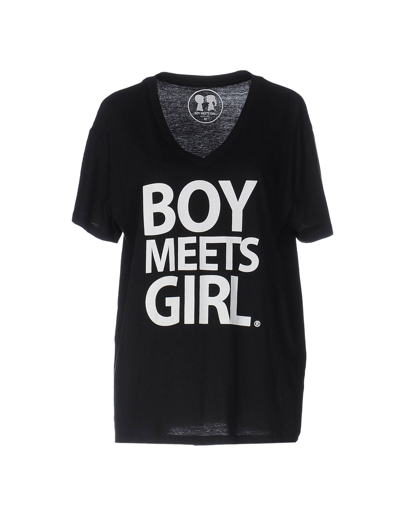 BOY MEETS GIRL® Футболка newborn baby boy girl romper 100