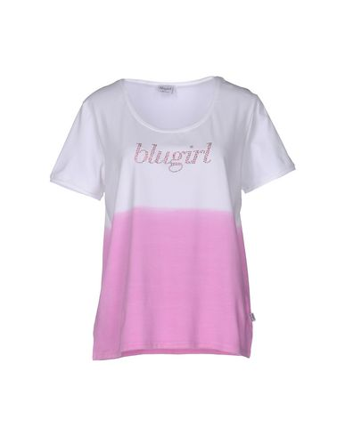 Футболка BLUGIRL BLUMARINE BEACHWEAR 37940747OD