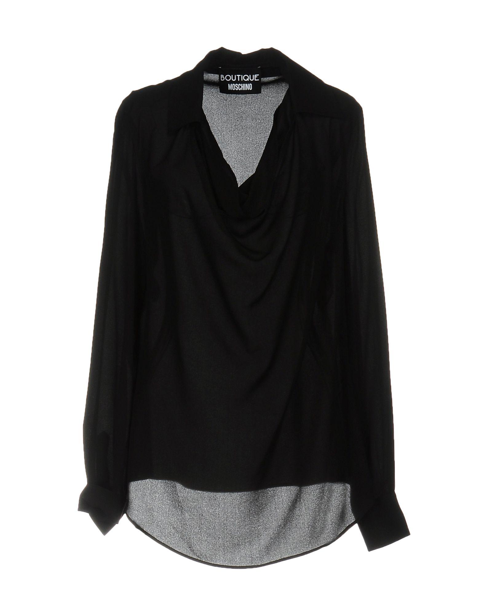 купить BOUTIQUE MOSCHINO Блузка дешево