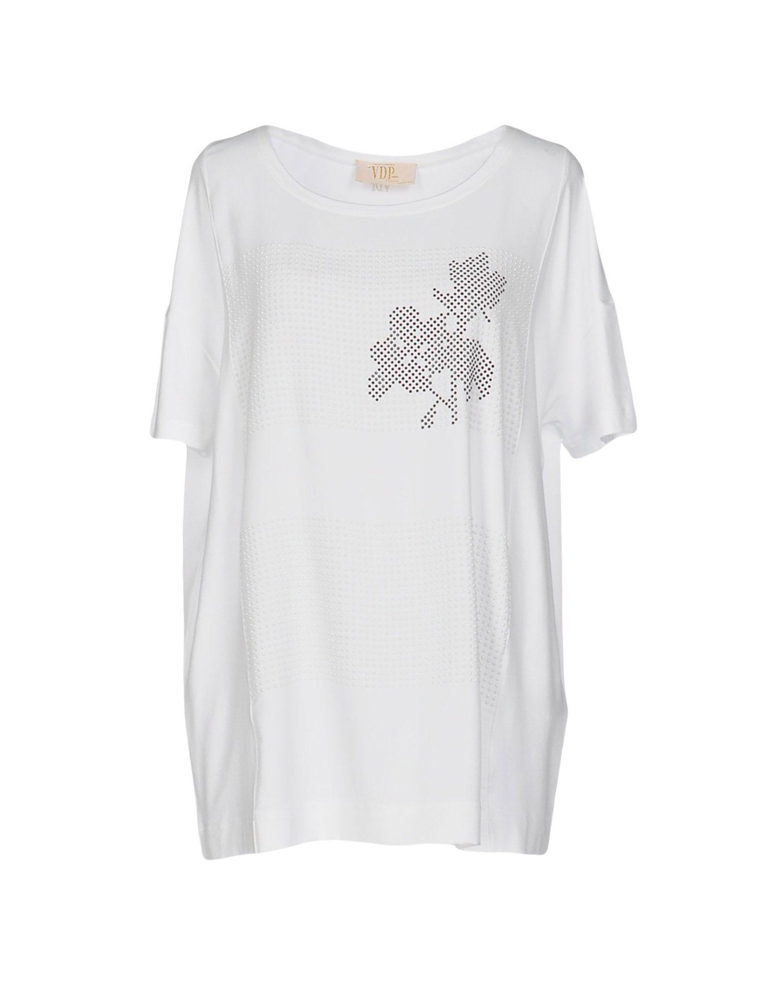 VDP COLLECTION Футболка vdp collection футболка
