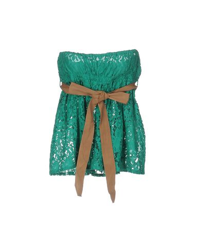 Купить Бюстье зеленого цвета