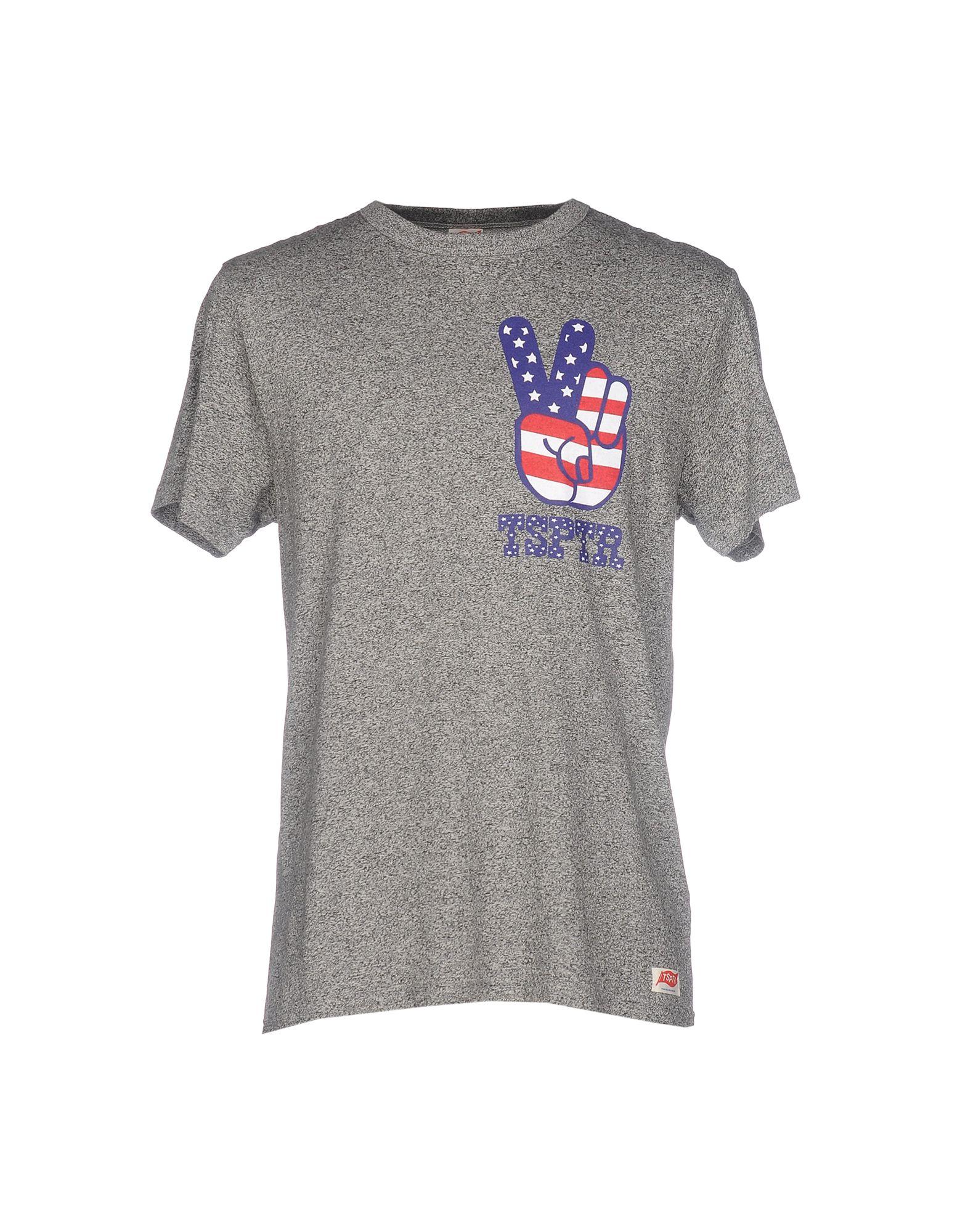 TSPTR T-Shirt in Grey
