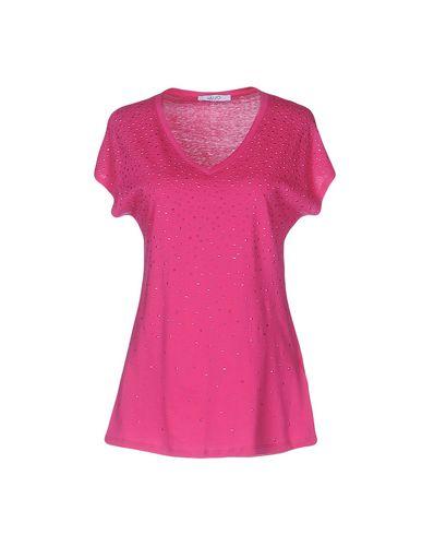 Купить Женскую футболку  цвета фуксия
