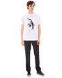 "LANVIN Polos & T-Shirts Man ""CRANE"" SLIM-FIT T-SHIRT f"
