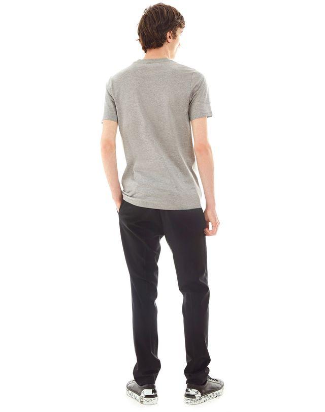 """LANVIN """"L"""" GREY SLIM-FIT T-SHIRT Polos & T-Shirts U d"""