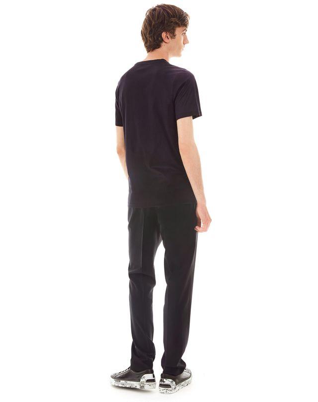 """LANVIN """"L"""" INK SLIM-FIT T-SHIRT Polos & T-Shirts U d"""