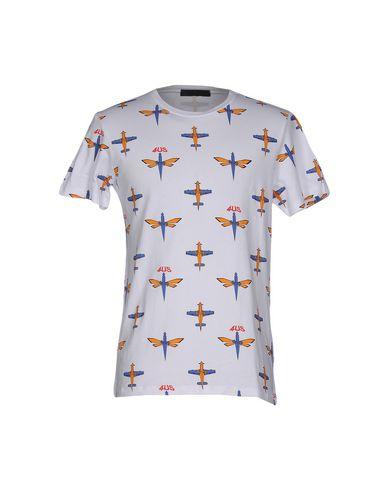 Фото - Женскую футболку CESARE PACIOTTI 4US белого цвета