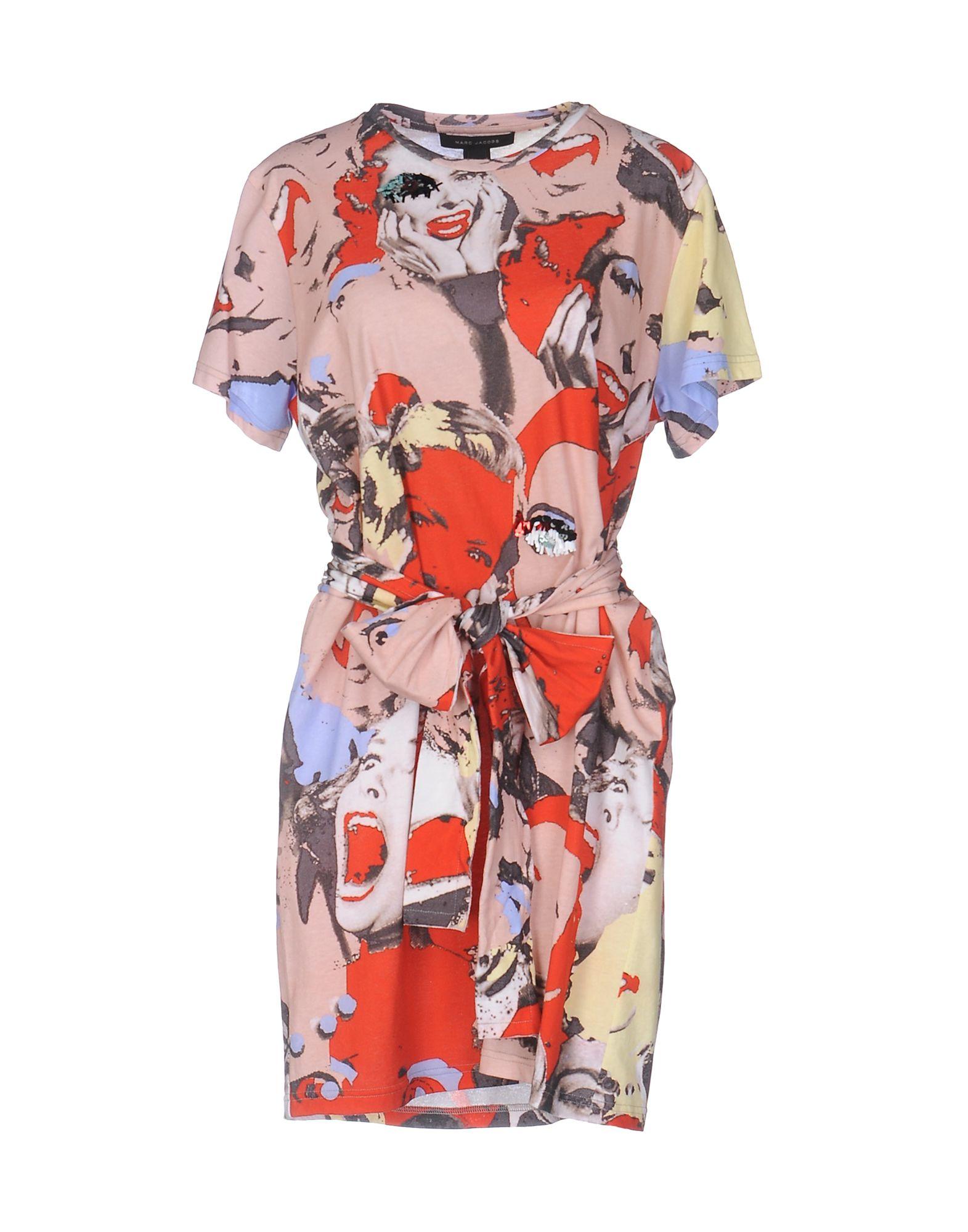 MARC JACOBS Короткое платье petri короткое платье