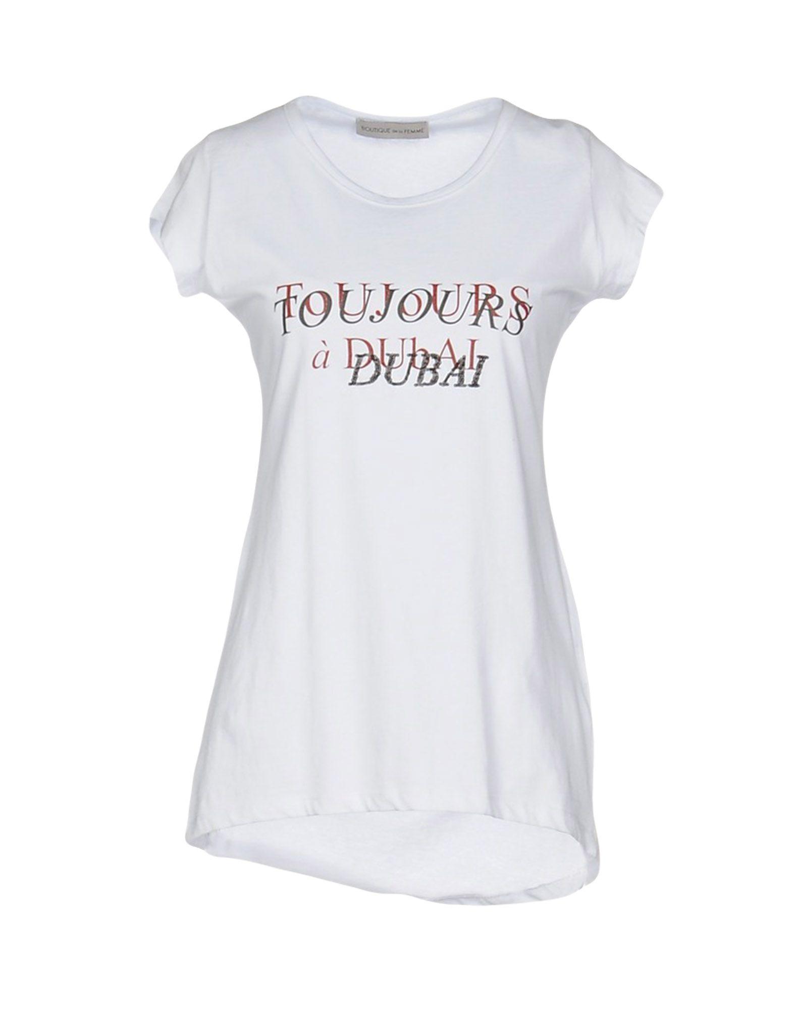 BOUTIQUE de la FEMME Футболка футболка femme femme mp002xw15k6h