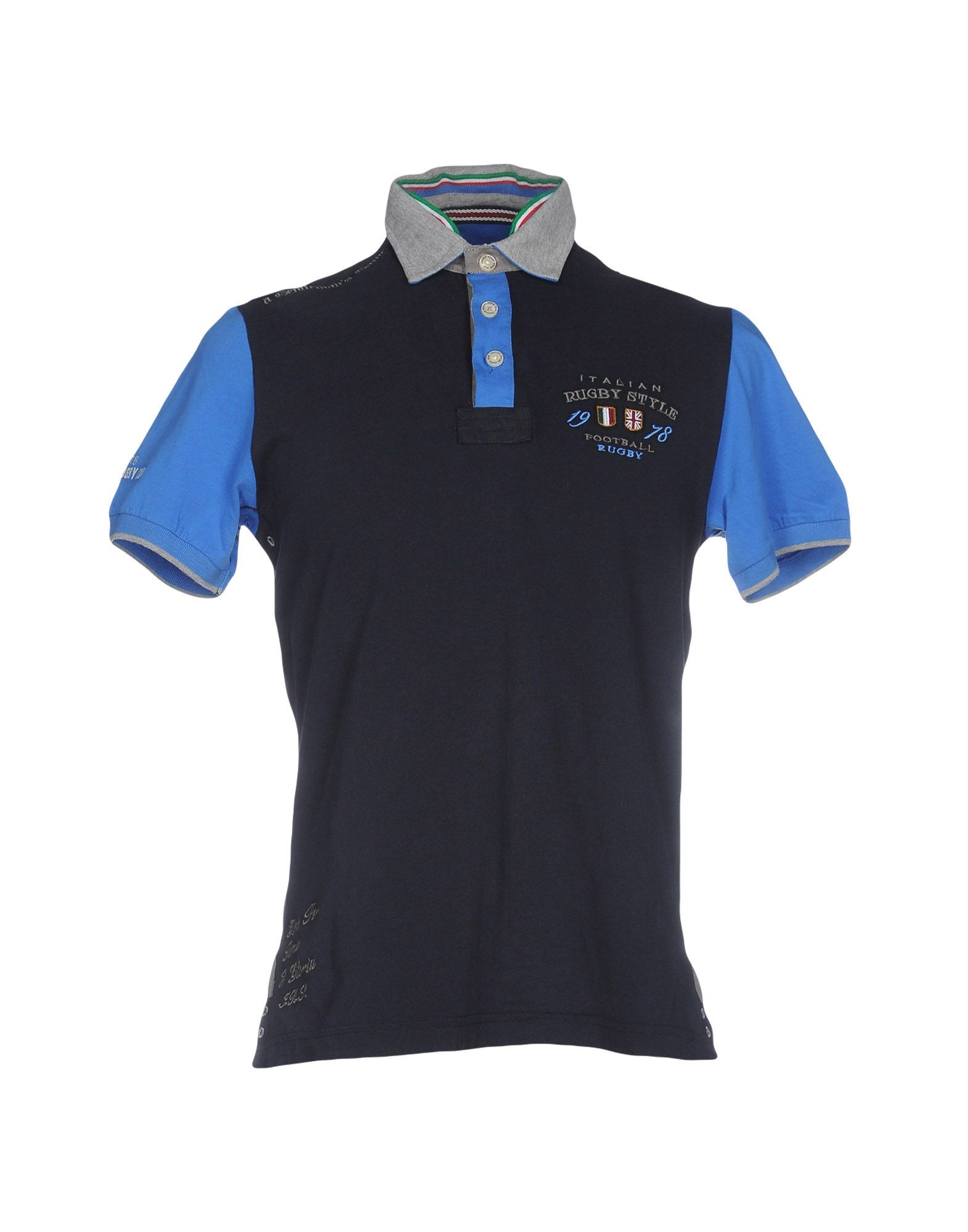 Italian Rugby Style Polo Shirts Shop At Ebates