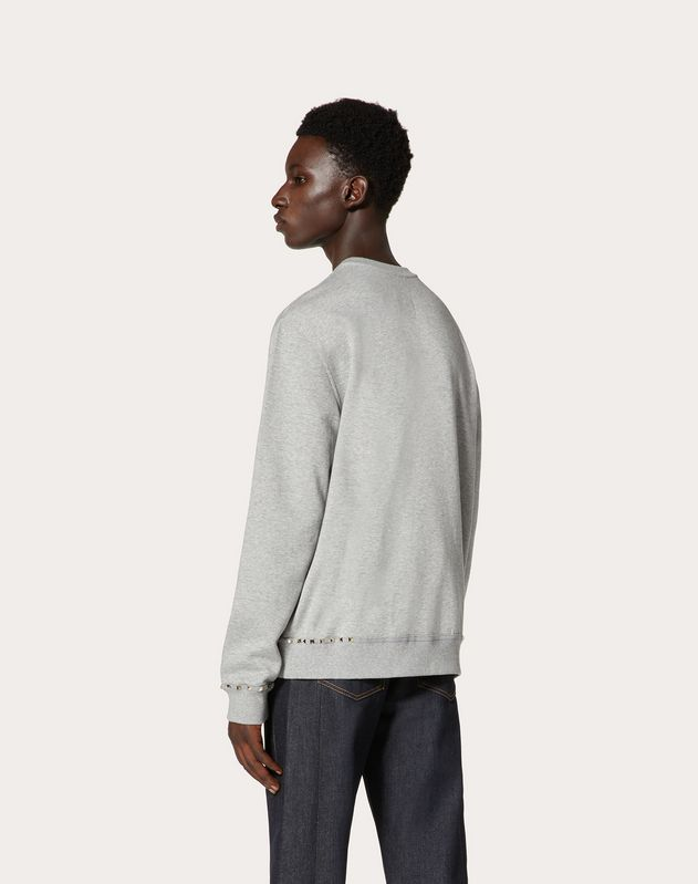 ROCKSTUD UNTITLED SWEATER
