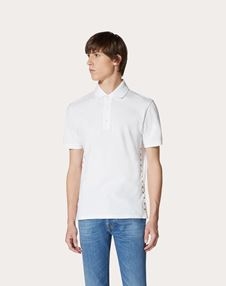 ROCKSTUD UNTITLED POLO SHIRT