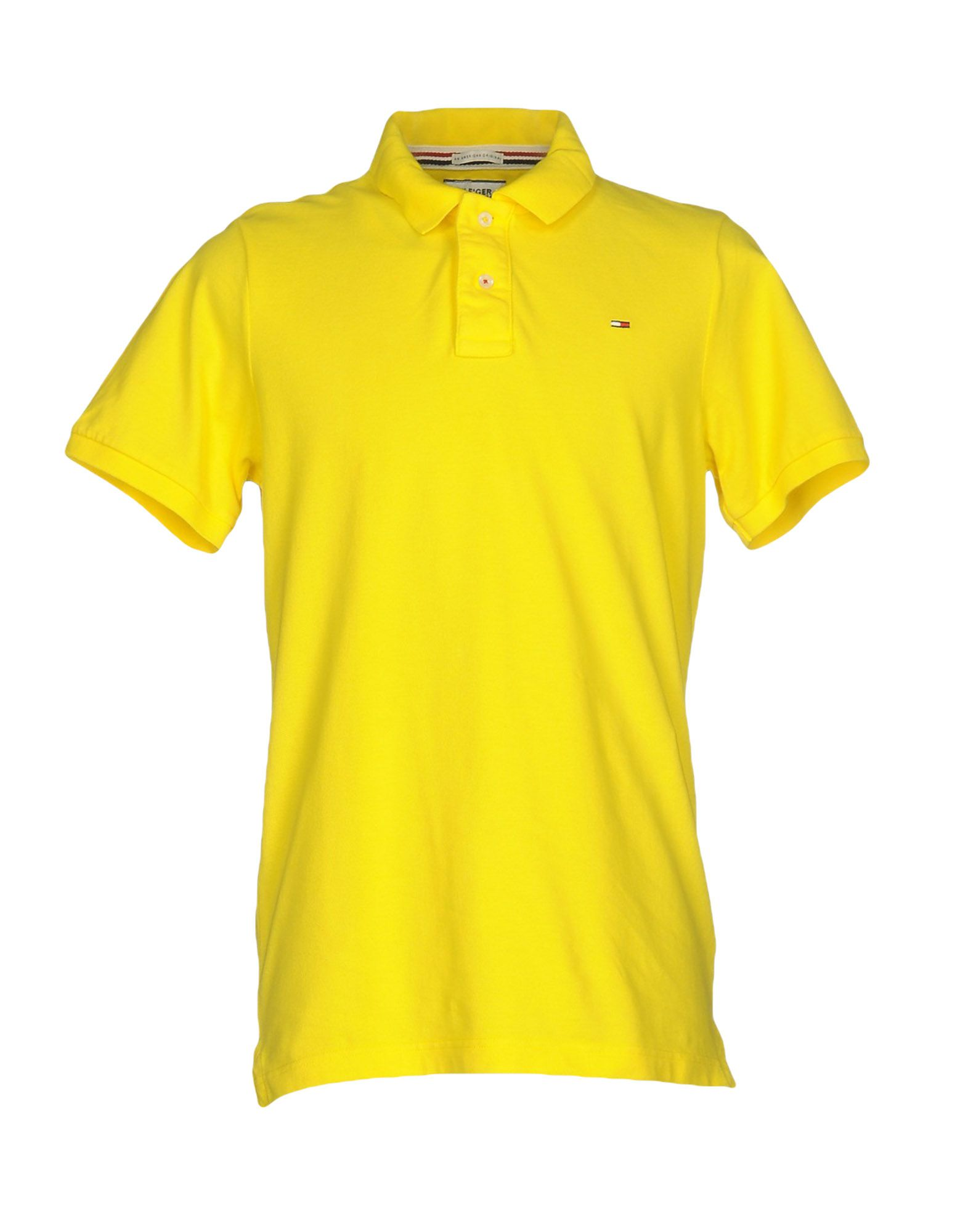 TOMMY JEANS   TOMMY JEANS Polo shirts   Goxip