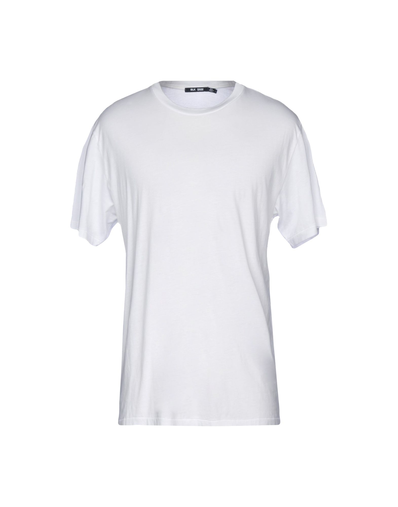 《送料無料》BLK DNM メンズ T シャツ ホワイト XL コットン 100%