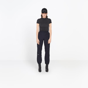 BALENCIAGA Top D Back Knot Top f