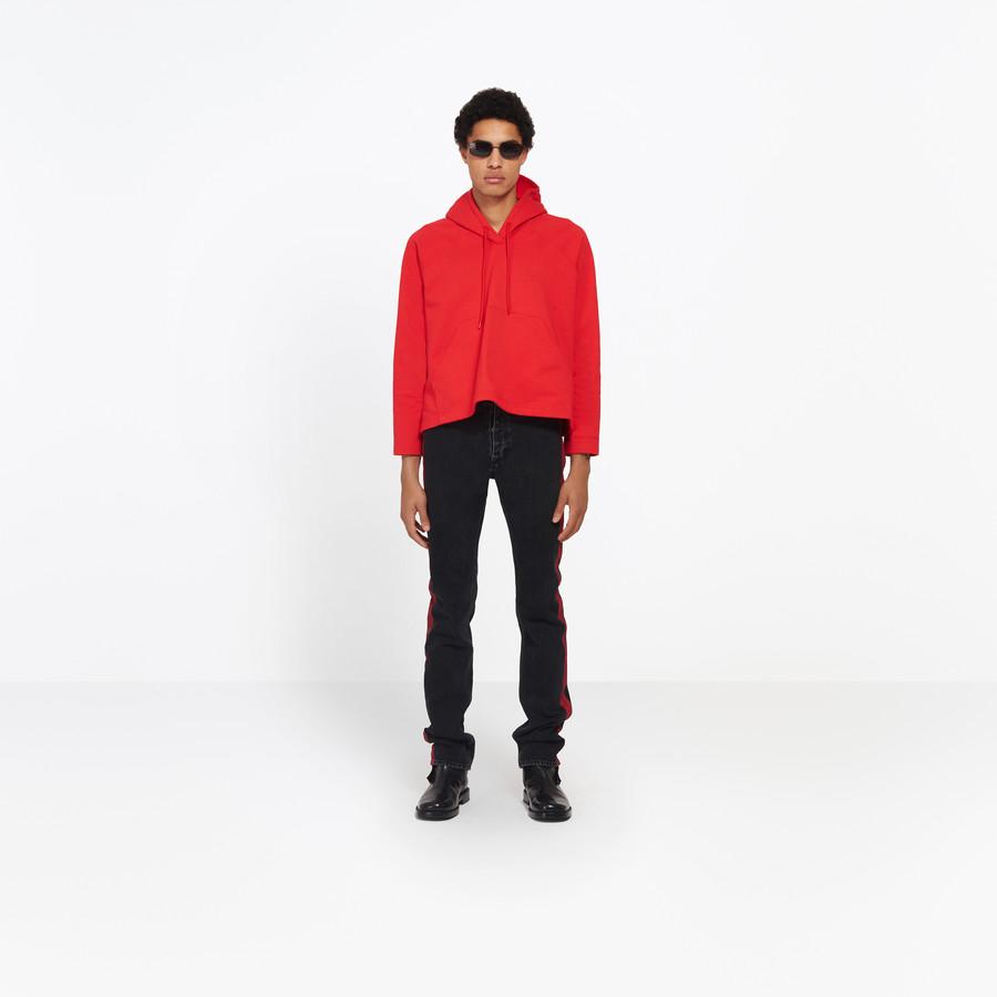 BALENCIAGA Tuck In Hoody Sweater Top U g