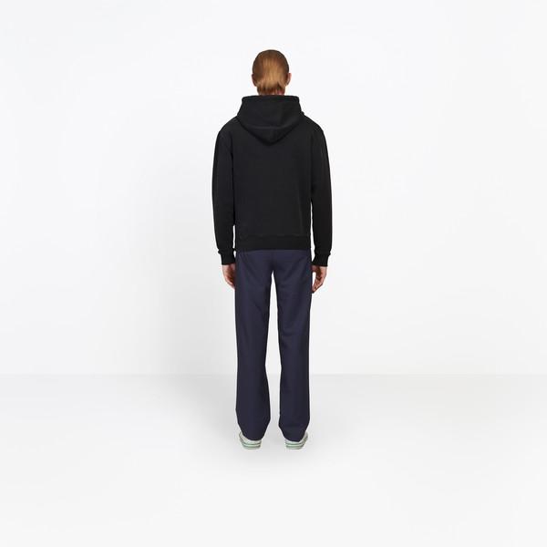 BALENCIAGA SWEATER Man Paris Hoody Sweater h