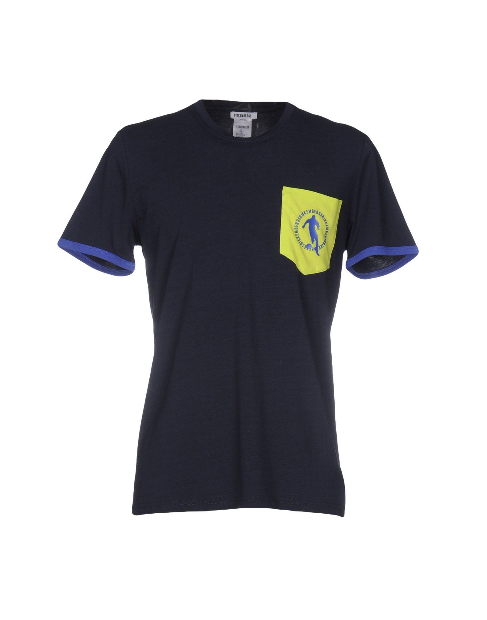 BIKKEMBERGS SWIMWEAR Футболка футболка bikkembergs bikkembergs bi535ebwdd59