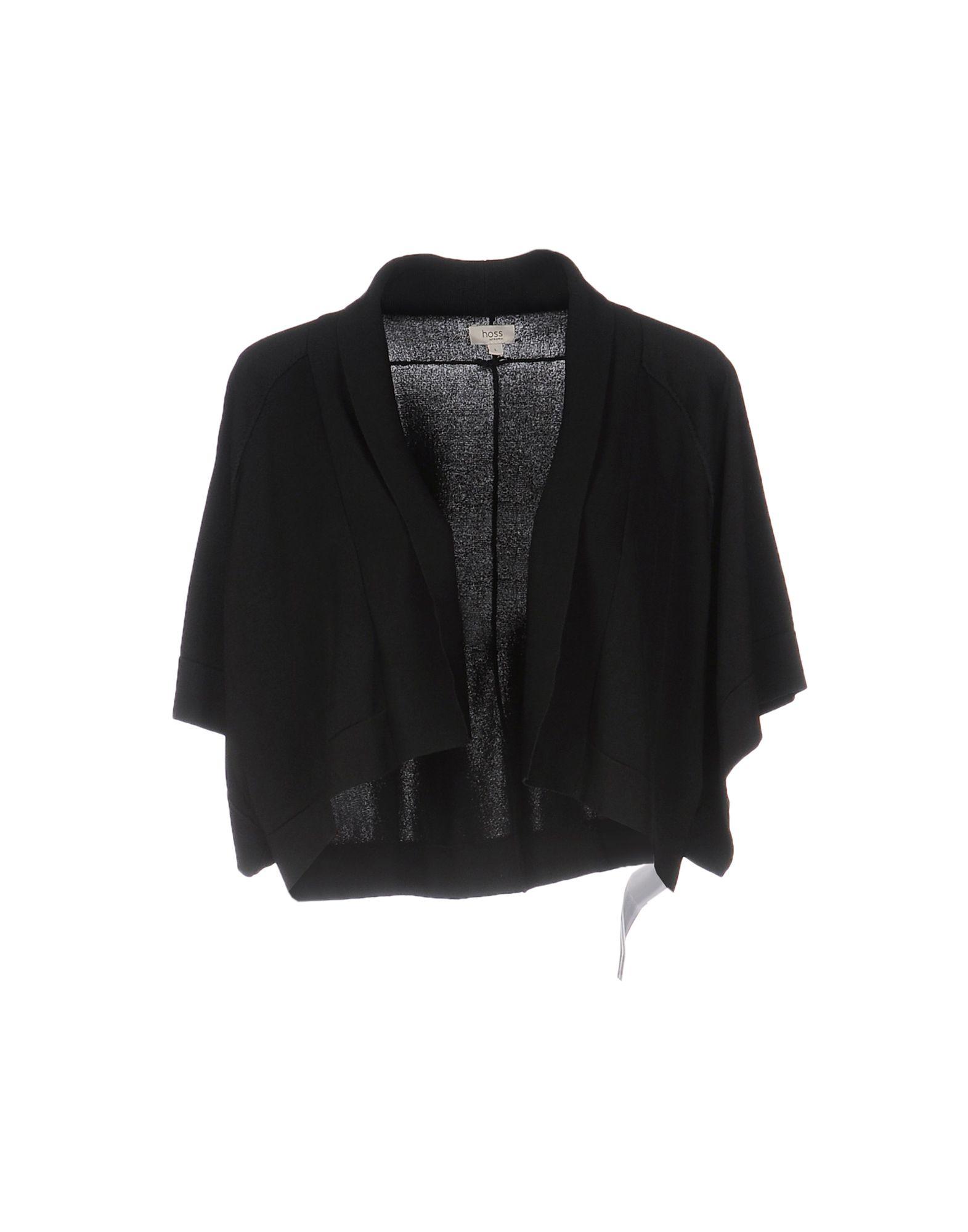 INTROPIA Damen Bolero Farbe Schwarz Größe 4