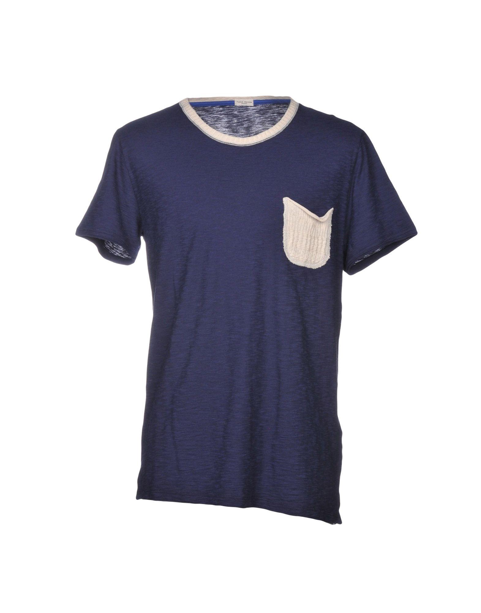 PAOLO PECORA Футболка paolo pecora donna футболка с короткими рукавами
