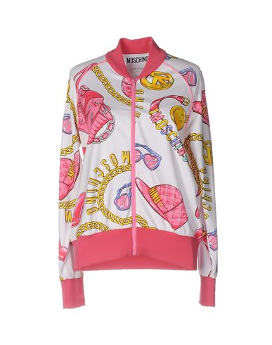 Толстовка MOSCHINO COUTURE 37965228DS