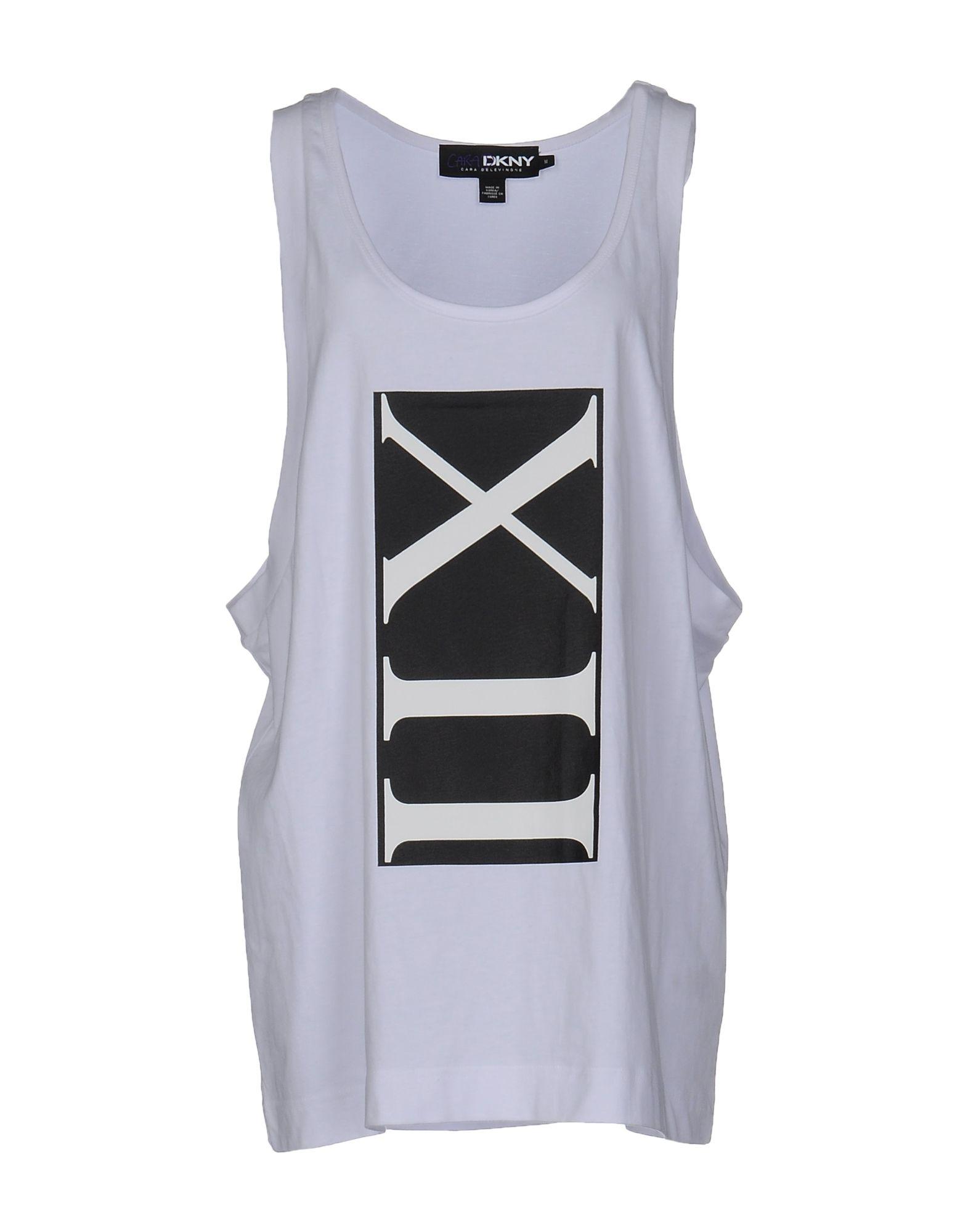 CARA D. x DKNY Майка cara d x dkny футболка