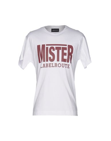Foto LABELROUTE T-shirt uomo T-shirts
