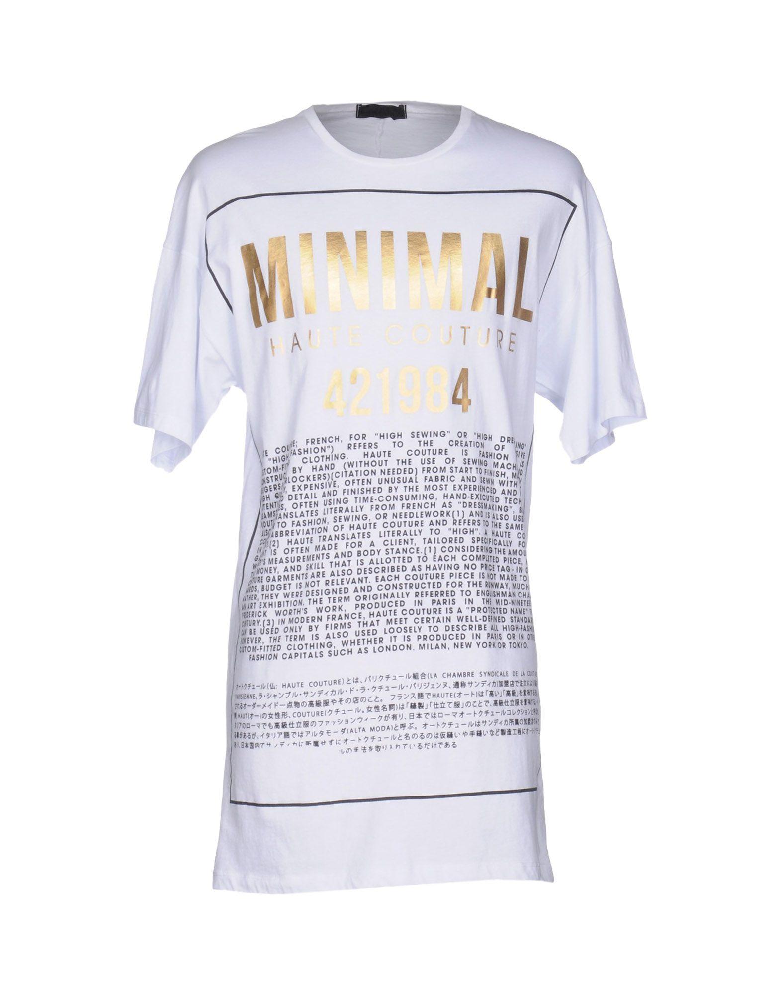 MNML COUTURE Футболка fame couture футболка