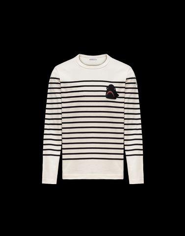 Moncler T恤 U 圆领