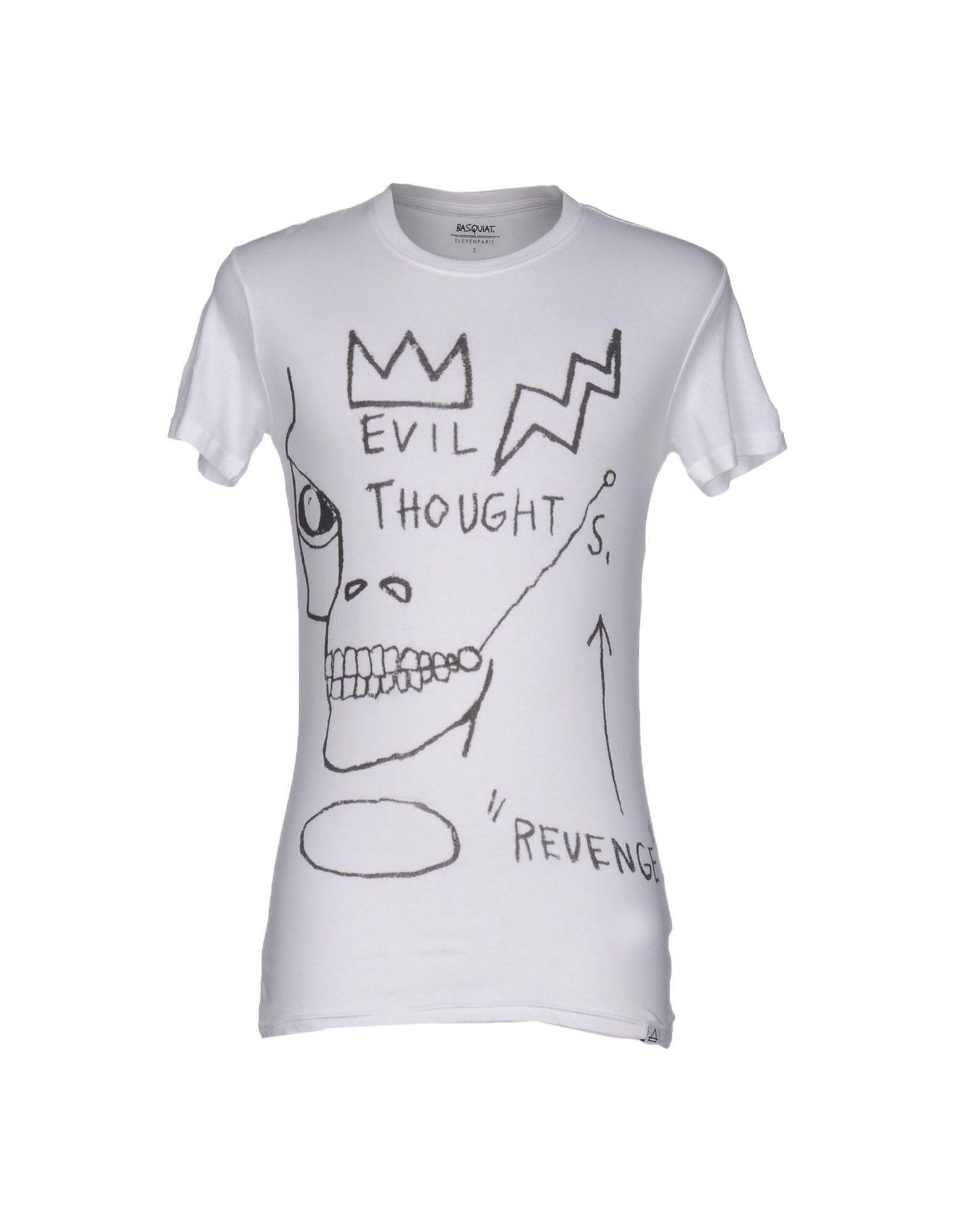 ELEVEN PARIS Футболка eleven paris футболка