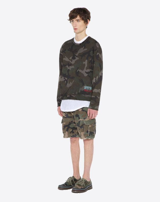 SWEAT-SHIRT ID CAMOUFLAGE