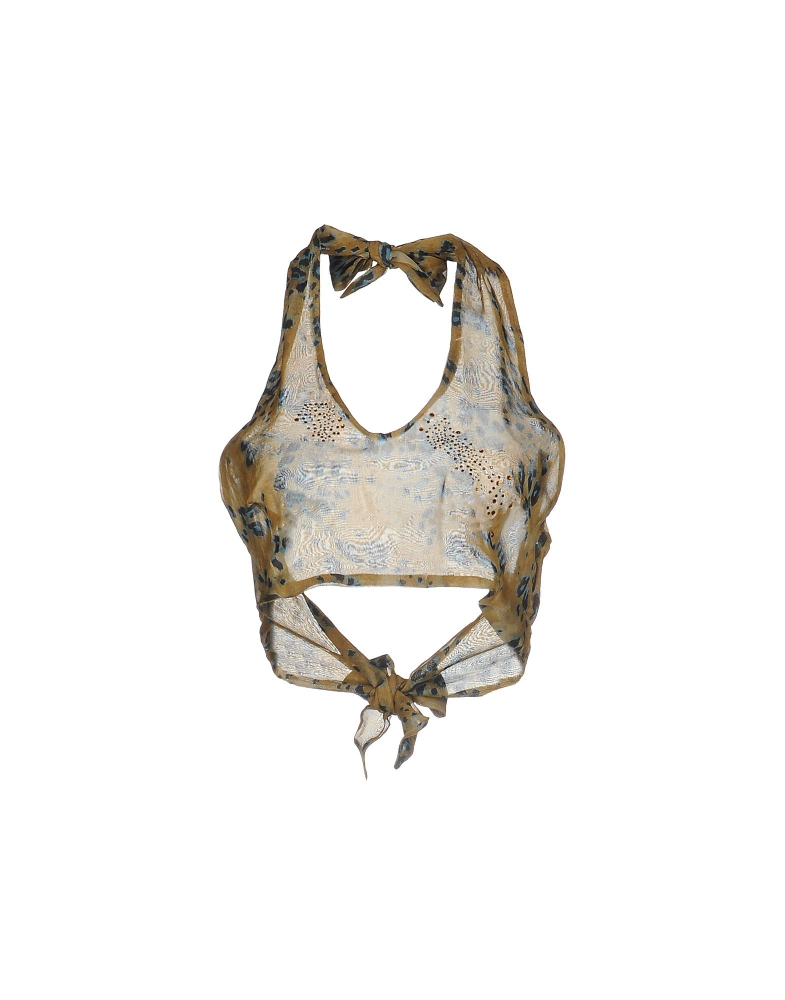UNGARO FEVER Топ без рукавов ungaro fever pубашка