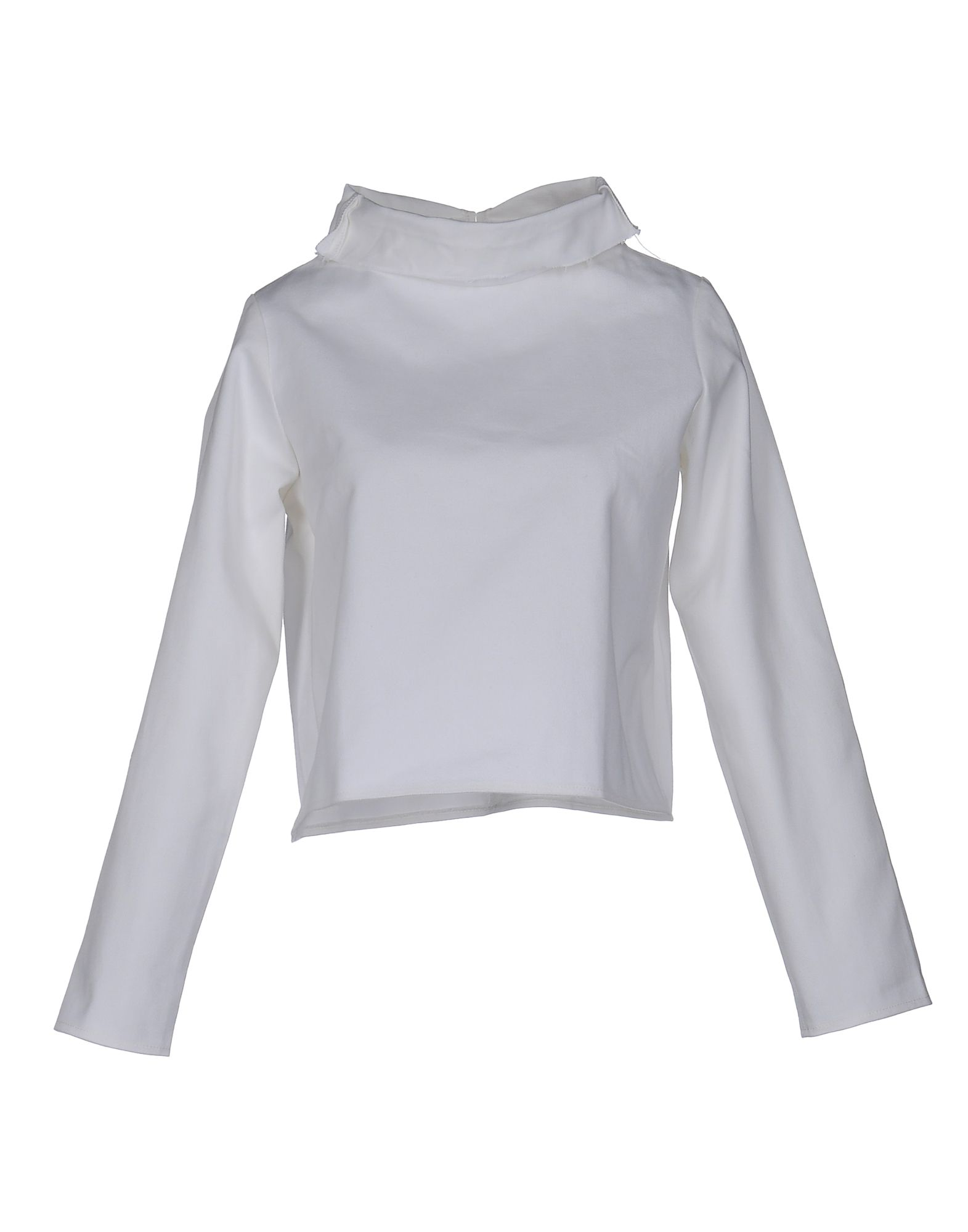CHARLIE MAY Blouse in White