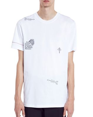 "LANVIN ""ARROW"" T-SHIRT Polos & T-Shirts U f"