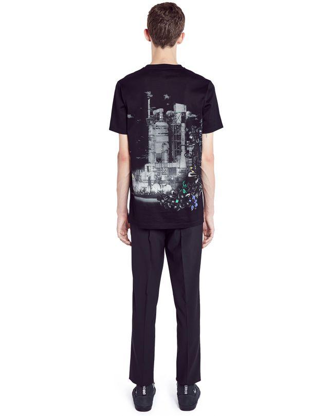 "LANVIN ""THE REFINERY"" T-SHIRT Polos & T-Shirts U d"