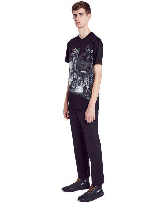 "LANVIN ""THE REFINERY"" T-SHIRT Polos & T-Shirts U e"