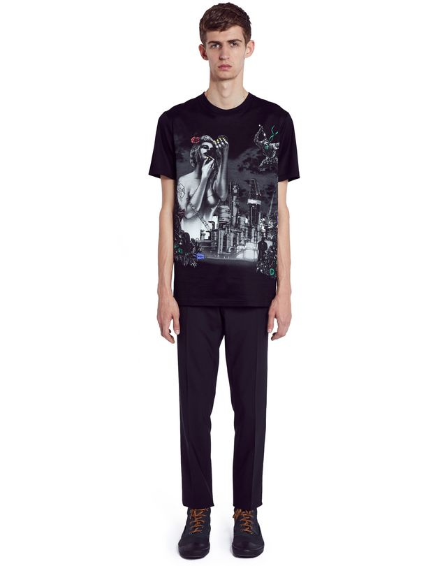 "LANVIN ""THE REFINERY"" T-SHIRT Polos & T-Shirts U r"