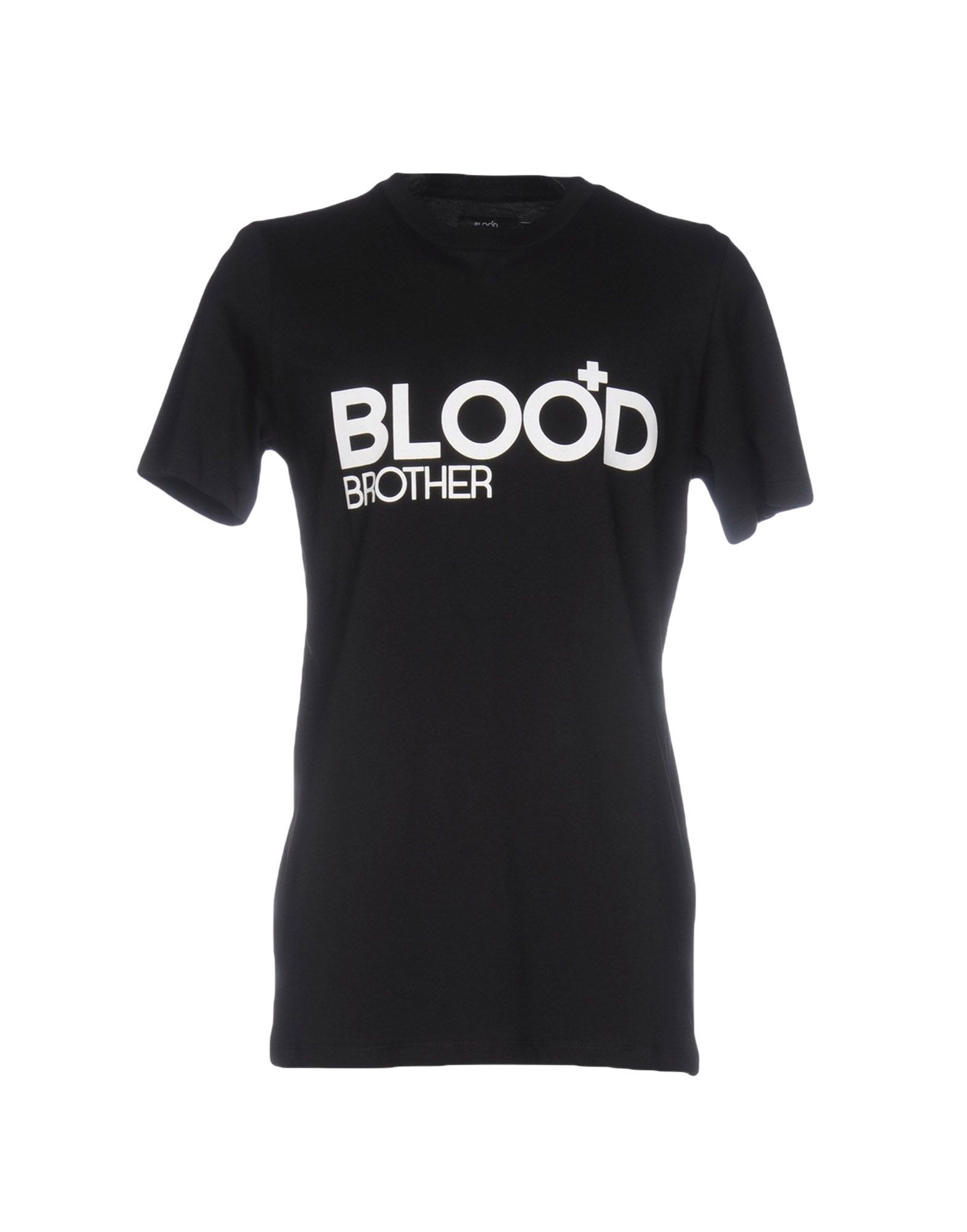 BLOOD BROTHER Футболка blood brother хлопковый топ